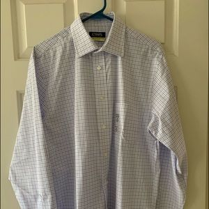 Men's Button Down Long Sleeved Shirt